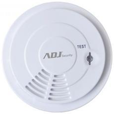 Rilevatore fumo ADJ Easy HD wireless da interno compatibile con Smart Home Kit 74000005 Alarm Line