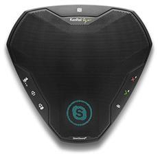 Ego Conferenze per Audioconferenza personale con Bluetooth colore Nero