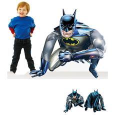 Palloncino Gigante A Forma Di Batman 111 Cm *11799