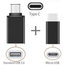 Adattatore Da Microusb A Usb 3.1 Type C M / m