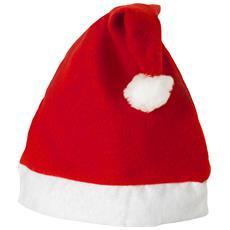 Cappello Di Babbo Natale (38 X 17 Cm) (rosso / bianco)