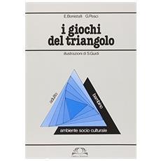 I giochi del triangolo. Giochi attraverso il corpo