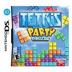 NDS - Tetris Party Deluxe