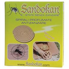 Spirali Antizanzara Sandokan