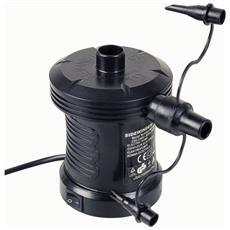 Gonfiatore Elettrico 220 Volt per Canotti Materassini Piscine Bestway
