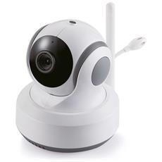 SWITEL - BCF989 Baby monitor Video con autotracking ampio...