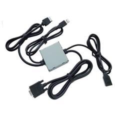 CD-IV202AV, Nero, VGA, USB