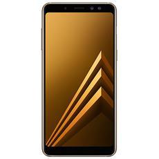 SAMSUNG - Galaxy A8 (2018) Oro 32GB 4G / LTE Impermeabile...