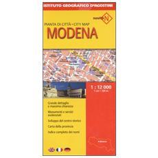Modena 1:12.000