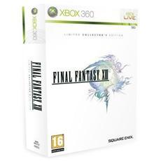 X360 - Final Fantasy XIII Limited Edition