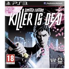 PS3 - Killer is Dead Limited Edition