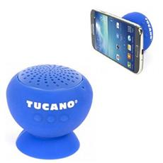 Altoparlanti Speaker Bluetooth Smartphone / Tablet Blu