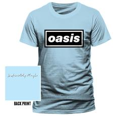 Oasis - Logo (T-Shirt Unisex Tg. S)