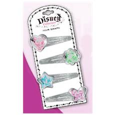 Disney Fairies - Mollettine Con Applicazioni In Metallo