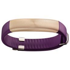 UP2 Bracciale Viola con cinturino classico per Attività fisica e Sonno Bluetooth