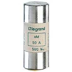 015163 - Fusibili Cilindrico Am Acr 22x58-63a C / perc.