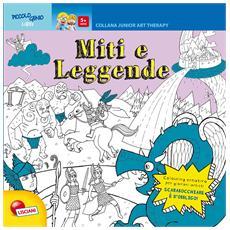 Junior Art Therapy - Miti E Leggende