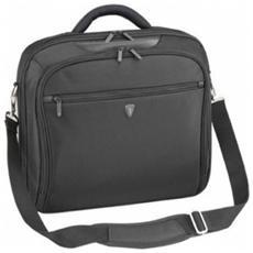 """PON-351BK 16"""" Valigetta ventiquattrore Nero borsa per notebook"""
