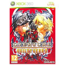 X360 - Guilty Gear 2: Overture