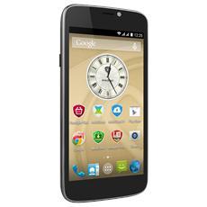 "MultiPhone 3502 DUO Nero 4 GB Dual Sim Display 5"" Fotocamera 8 Mpx Android Italia"