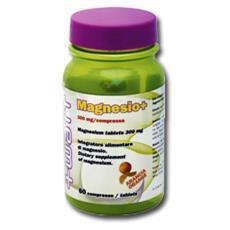 Un Integratore Alimentare di Magnesio per Sportivi MAGNESIO+ 60 CPR