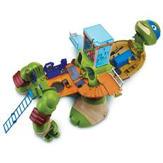 Turtles Playset Gigante Trasformabile