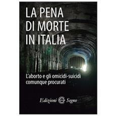 La pena di morte in Italia
