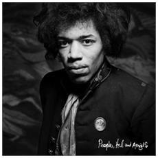 Jimi Hendrix - People, Hell & Angels (2 Lp)