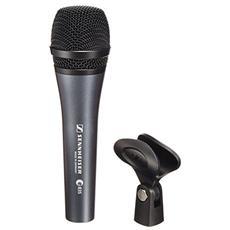 e 835 Microfono Dinamico Cardioide per Voce