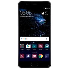 """P10 Nero 64 GB 4G/LTE Display 5.1"""" Full HD Slot Micro SD Fotocamera 20 Mpx Android Italia"""