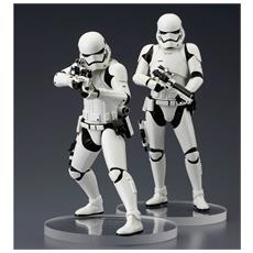 Star Wars Episode Vii Artfx+ Statue 2-pack First Order Stormtrooper - 18 Cm