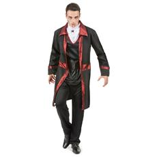 Costume Da Vampiro Da Uomo Per Halloween Medium