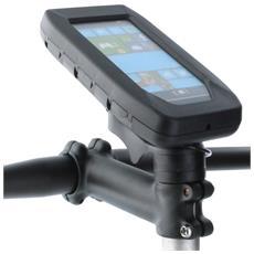 T5-25502 Bicicletta Passive holder Nero supporto per personal communication