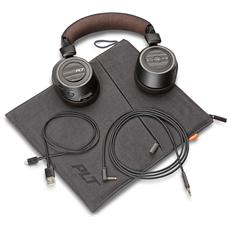 BackBeat PRO 2, Stereofonico, Bluetooth / 3.5mm, Padiglione auricolare, Nero, Bluetooth, Intraurale