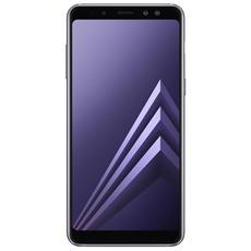 SAMSUNG - Galaxy A8 (2018) Grigio 32GB 4G / LTE Impermeabile...