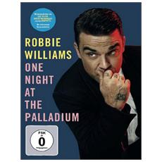 Dvd Williams Robbie - One Night At The P