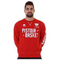 ERREA  - Felpa Gustavo Ad The Flexx 17-18 0002 Pistoia Basket 2000 Official  Product Taglia M 16d2d4559428