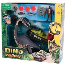 Elasmosaurus Attack Playset