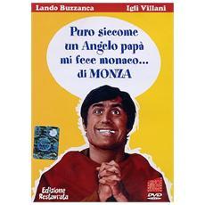 Dvd Puro Siccome Un Angelo Papa' Mi F. . .