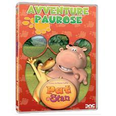Dvd Pat & Stan #04 - Avventure Paurose