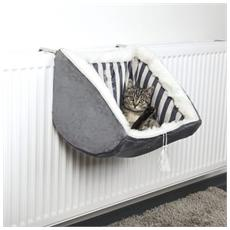 Amaca per radiatori Cat Prince in peluche