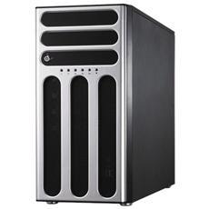 BAREBONE SERVER ASUS 5U TS300-E9 / PS4 1xXeon LGA1151 4DDR4 ECC2133 Max64Gb 4xHDDHS 8Sata3 2M. 2 Raid0,1,5,10 4GLAN+IPMI 500W80+