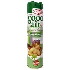 Spray Menta-verbena 400 Ml. Deodoranti Candele E Profumatori