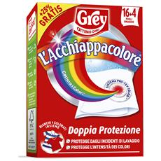 Acchiappacolore X 20 Fogli Detergenti Casa