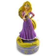 scatole per gioielli 'rapunzel' porpora giallo - [ m9038]