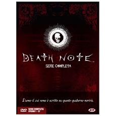 Death Note - The Complete Series (Eps. 01-37) (5 Dvd)