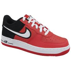 air force 1 nere rosse e bianche