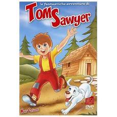 Dvd Fantastiche Avv. Di Tom Sawyer (le)