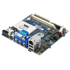 Scheda Madre N8000EG con CPU VIA Luke CoreFusion, Nano-ITX