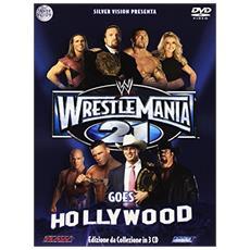 WWE RAW e Smackdown WrestleMania 21
